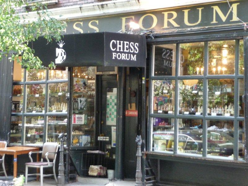 Chess Forum New York