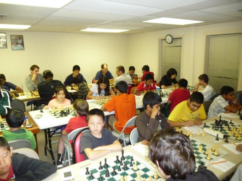 Dallas Chess Club: Kids