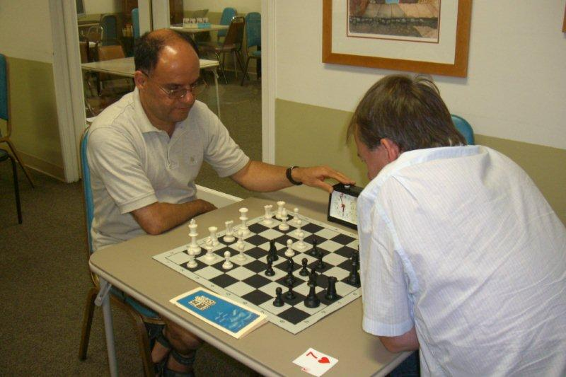 LA Chess Club: Gruender Mick Bighamian