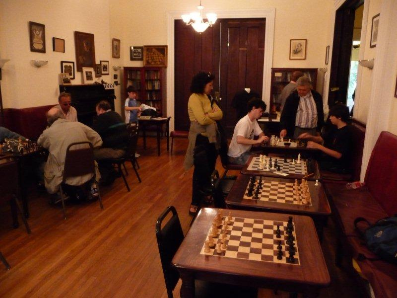 Marshall Chess Club